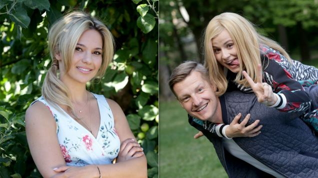 Fotostory: Miłość w kolorze blond!