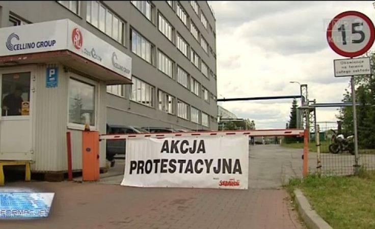 Bez porozumienia w SHL-Production. Strajk włoski trwa