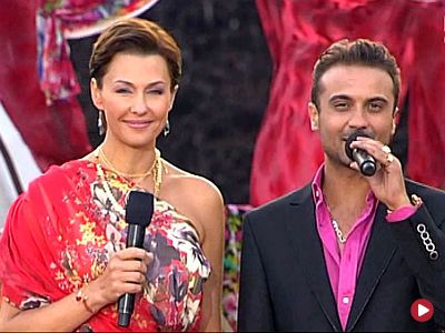 Festiwal Piosenki i Kultury Romów 2012, cz. 1