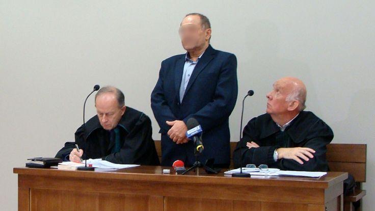 Starosta opatowski uniewinniony. Zdjęcie Emilia Sitarska, Radio Kielce