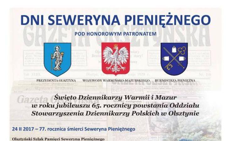 Wydarzenie jest organizowane w 65 rocznicę powstania oddziału SDP w Olsztynie (mat.prom.)