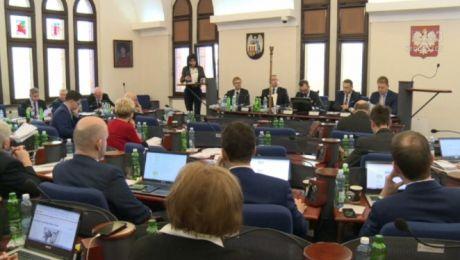 Toruńską sesję zdominował budżetu na przyszły rok