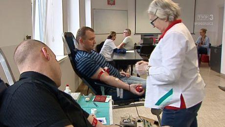 RCKiK gromadzi zapasy krwi na majówkę