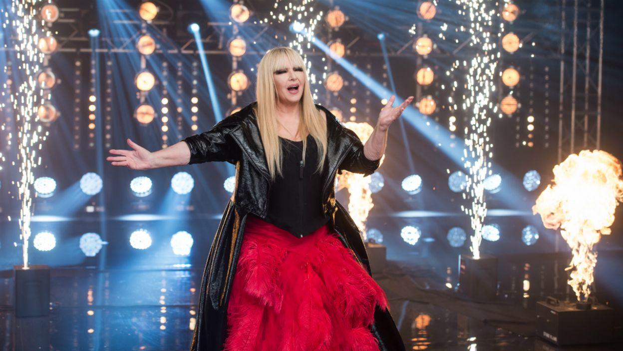 """Na scenie nie będzie mogło zabraknąć """"królowej polskiej piosenki"""" – Maryli Rodowicz (fot. J. Bogacz)"""
