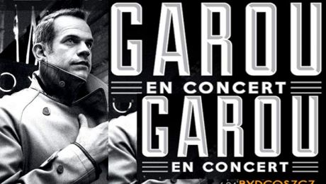 Koncert Garou