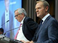Starcie w sprawie migracji między urzędnikami Tuska i Junckera