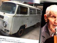 """""""Śmierciobus"""" Kevorkiana sprzedany. Łowca duchów kupił auto, w którym zmarło ponad 100 osób"""