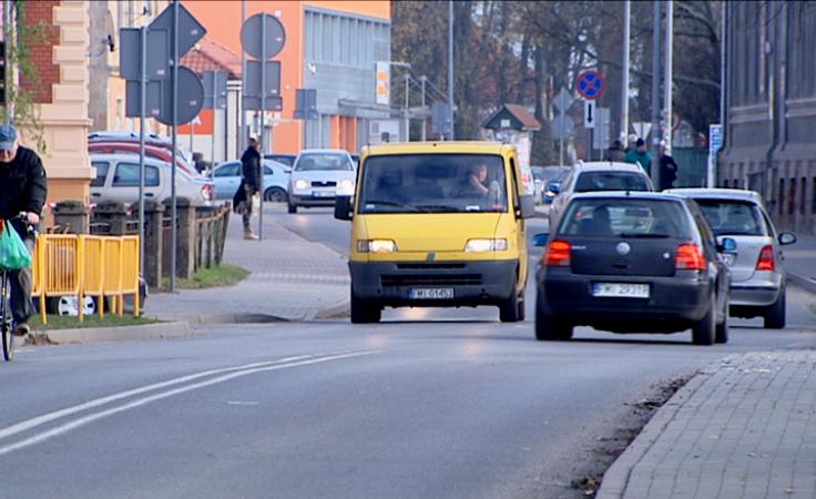 Po remoncie ulic jest bezpieczniej i oszczędniej