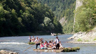 Zakochaj się w Polsce – Przełom Dunajca