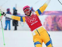 Brąz wywalczyła Anna Holmlund ze Szwecji (fot. PAP/EPA)
