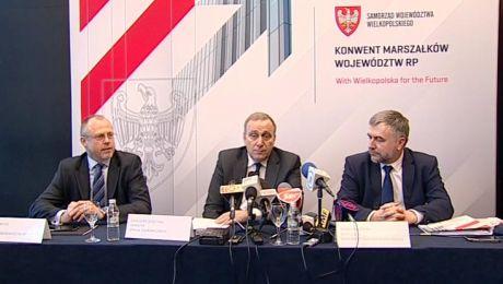 W Poznaniu trwa Kongres 25-lecia Samorządu Terytorialnego.
