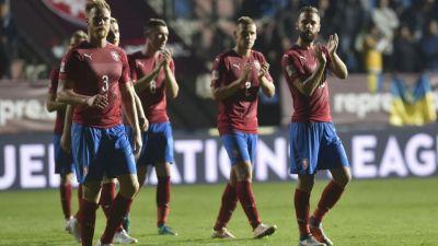 Piłka nożna – Mecz towarzyski: Polska – Czechy