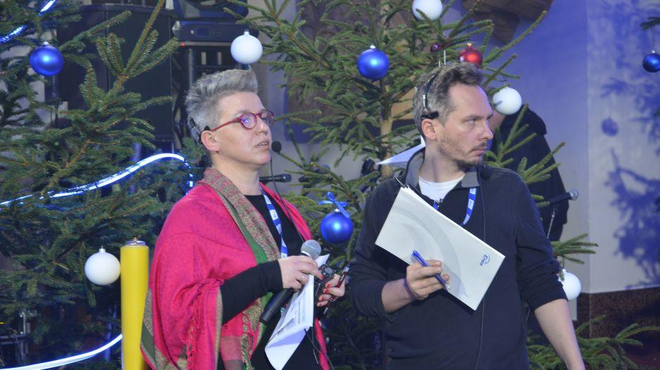 """""""Realizacja koncertu """"Energia Serc"""", Gorzów Wielkopolski, 7.12.2017"""