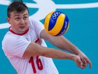 Krzysztof Ignaczak, libero reprezentacji Polski (fot. PAP/Adam Ciereszko)