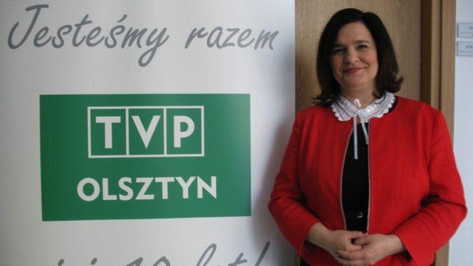 Jolanta Piotrowska, członkini komisji ds. Osób Starszych RPO.