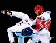 Medale olimpijskie w taekwondo rozdano po raz pierwszy w 2000 roku w Sydney (fot. Getty Images)