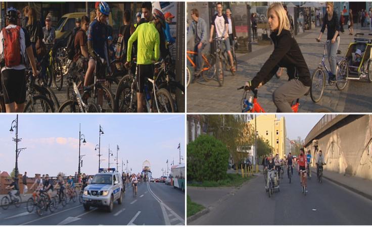 Co cykliści poprawiliby w mieście?