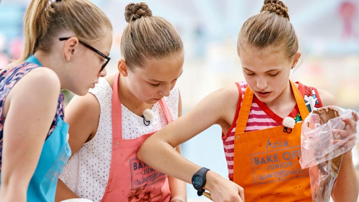 """Dziewczyny rządzą w kuchni """"Bake Off!"""" (fot. TVP)"""