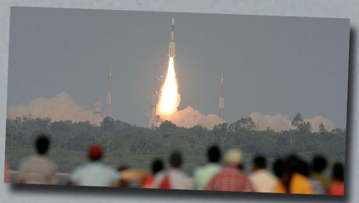 Program kosmiczny ma dla Indii znaczenie strategiczne (fot. TT/timesofindia)