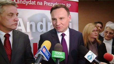 W trzy dni po regionie, czyli Andrzej Duda z wizytą.