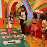 Bohaterowie programu podsuwają pomysły na gry i zabawy (fot. TVP)
