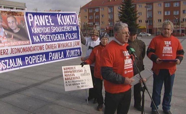 Komitet poparcia Pawła Kukiza