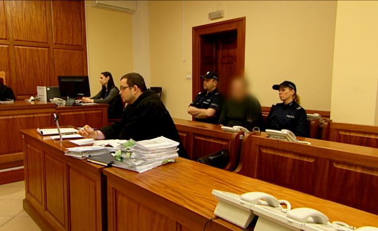 Rozpoczął się proces oskarżonego o zabójstwo Justyny G.