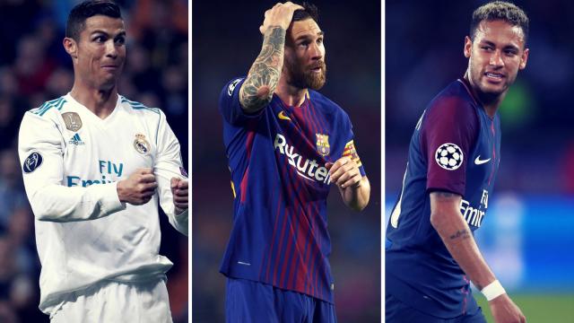 Ronaldo, Messi, Neymar? Gala FIFA Awards w TVP!
