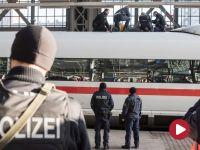 Ekolodzy zatrzymali pociąg z niemiecką minister. Nie chcieli jej puścić na szczyt klimatyczny