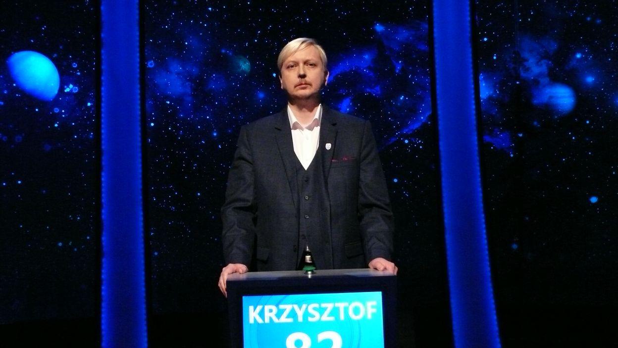 Krzysztof Ciesielski - zwycięzca 2 odcinka 113 edycji