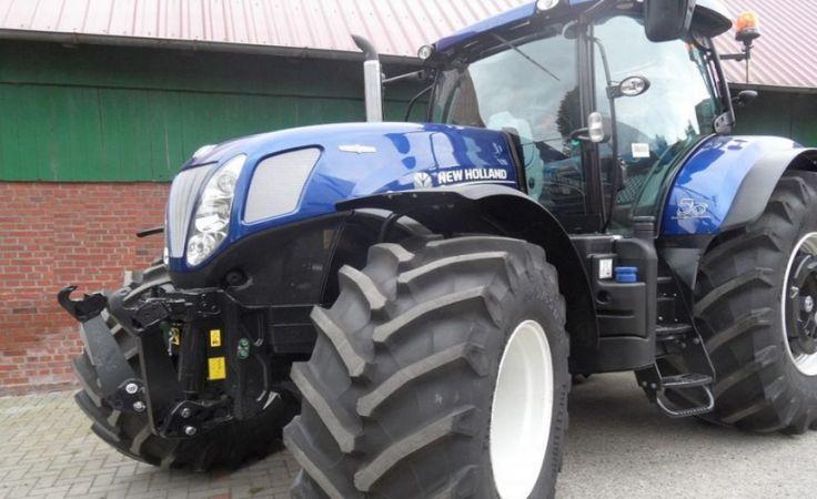 Plaga kradzieży drogich rolniczych ciągników
