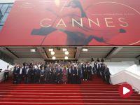 Splendor festiwalu filmowego w Cannes   – film dokumentalny