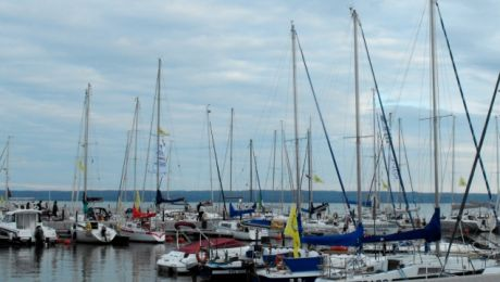 6 edycja regat odbyła się na Zalewie Wiślanym na wysokości Krynicy Morskiej.