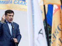"""Saakaszwili chce być premierem Ukrainy. """"Jestem gotów"""""""