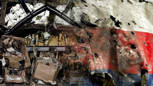 Rakieta Buk eksplodowała tuż koło kokpitu pilotów MH17. Członkowie załogi zginęli natychmiast