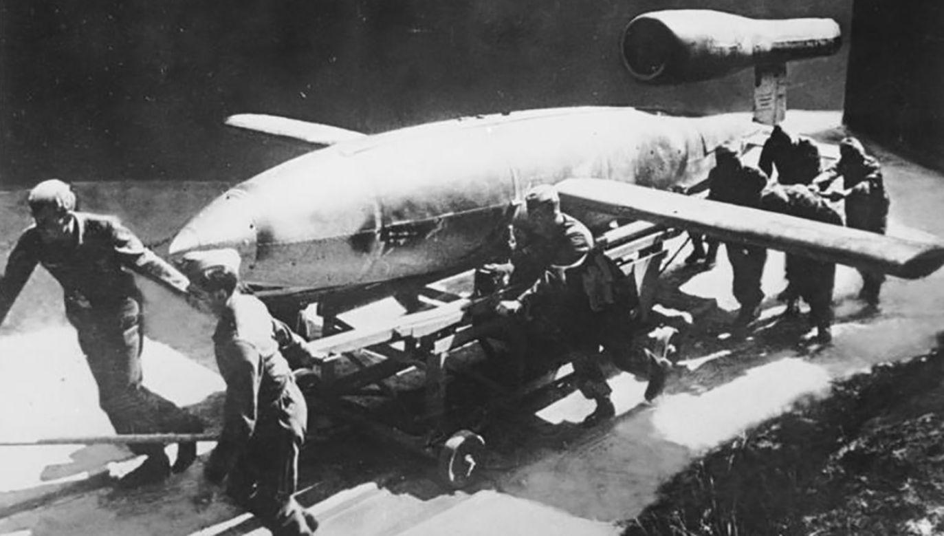 """W Peenemünde na wyspie Uznam trwały prace nad """"cudowną bronią"""" Hitlera (fot. Wikipedia/Bundesarchiv)"""