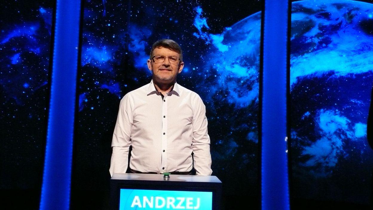 Andrzej Kozioł - zwycięzca 8 odcinka 113 edycji