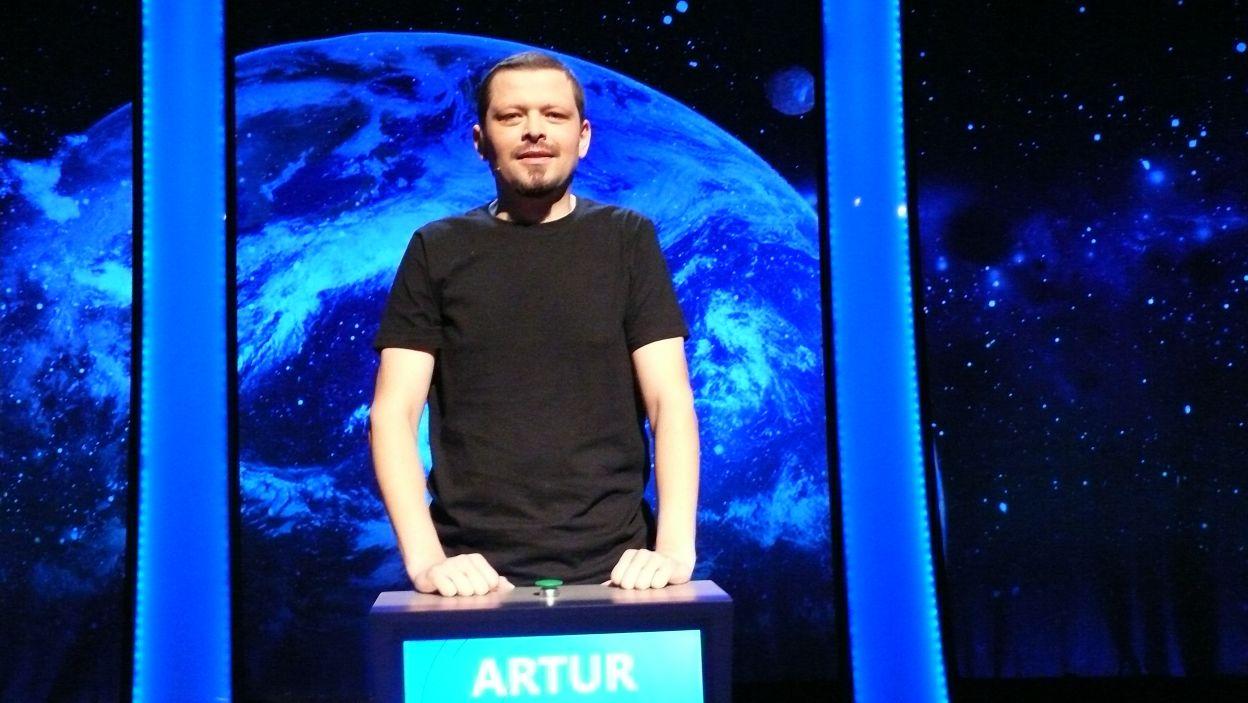 Artur Brzozowy - zwycięzca 19 odcinka 104 edycji
