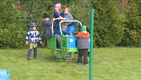 Nowoczesne place zabaw dla przedszkolaków