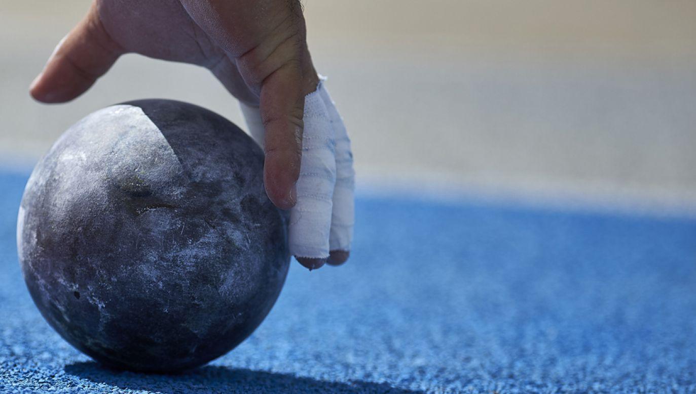 Sędzia zmarł w wyniku uderzenia 6-kilogramową kulą  (Adam Nurkiewicz / Getty Images for European Athletics)