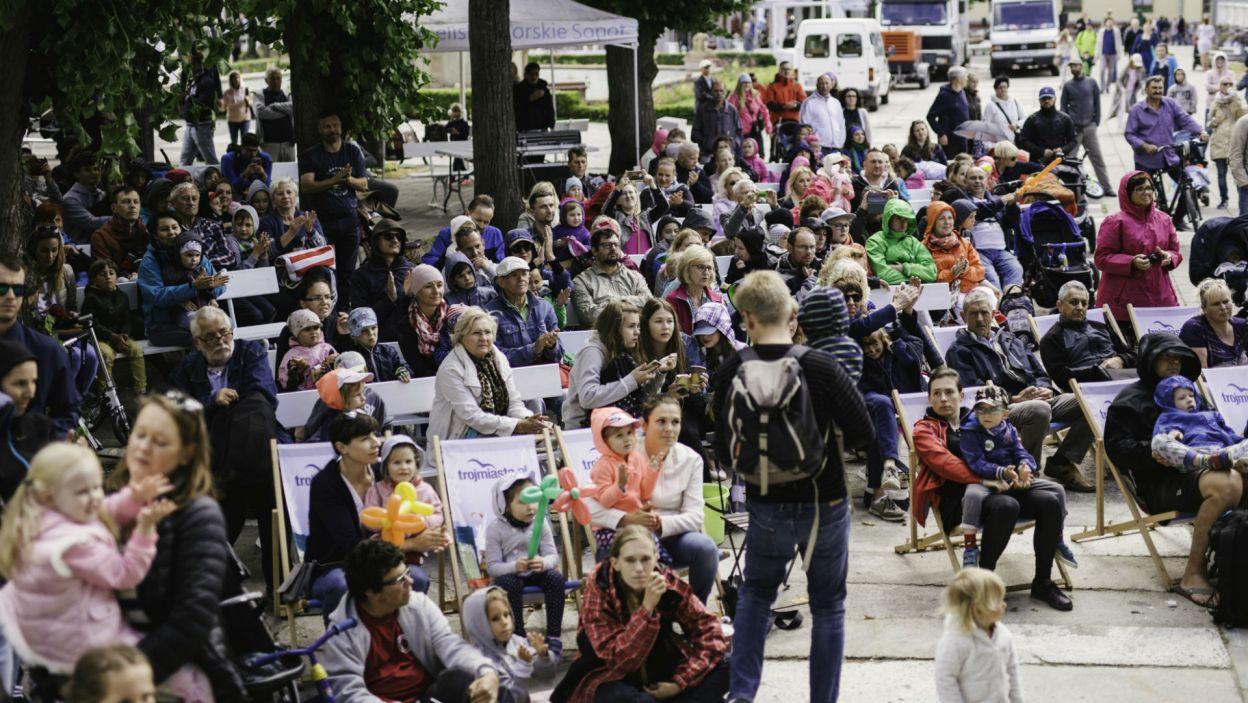 Nie zabrakło propozycji dla dzieci (fot. S. Loba/TVP)