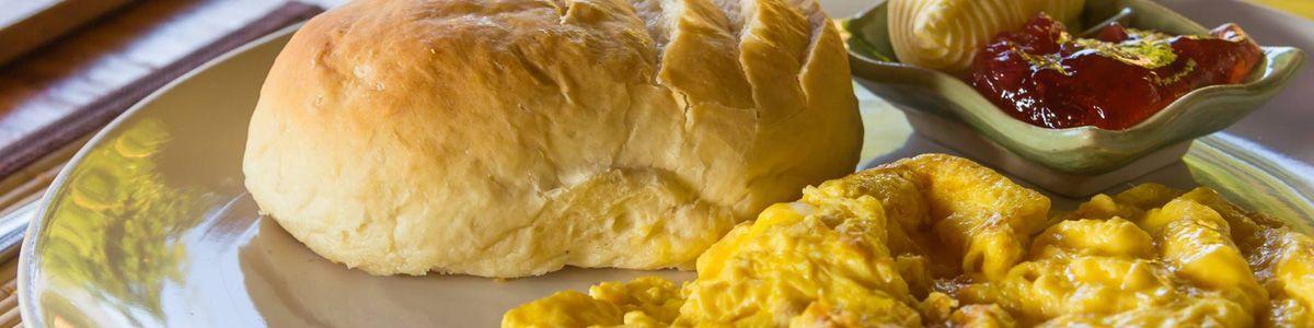 Jajecznica w niedzielę rano