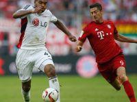 Bayern lepszy od Bayeru. Lewandowski bez bramki