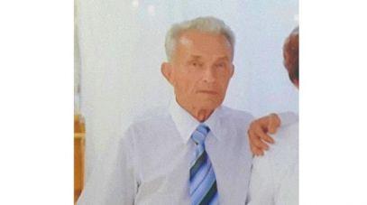 Gustaw Duda zaginął 23.10.2017 r. w Ustroniu.