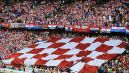 Chorwaccy kibice podczas meczu z Włochami (fot. Getty Images)