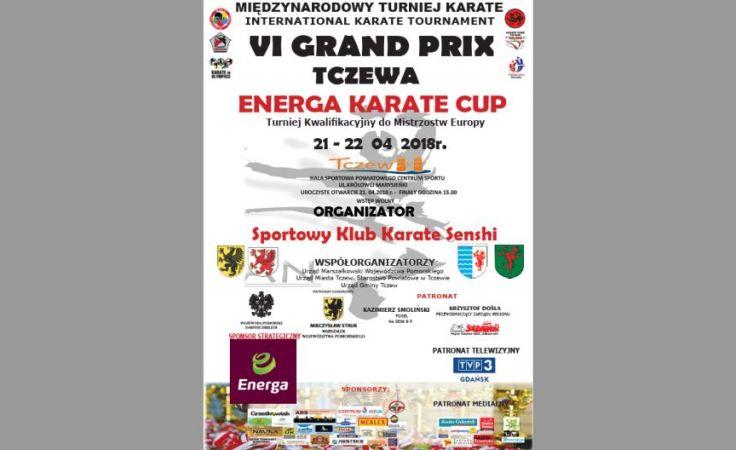 Grand Prix Tczewa - Międzynarodowy Turniej Karate