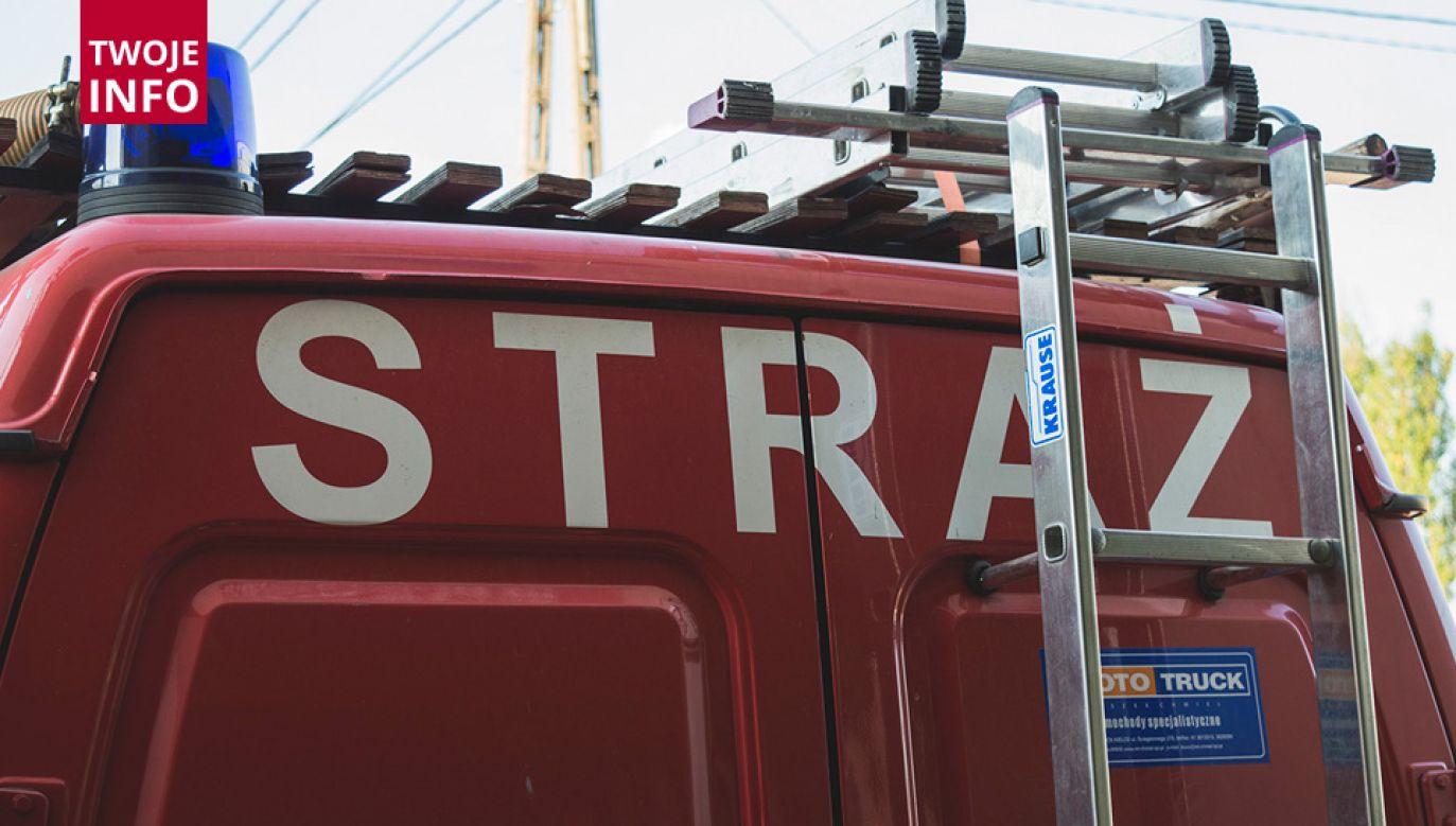 Jedna ofiara śmiertelna pożaru w Jaworznie (fot.flickr)