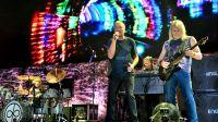 Koncert grupy rockowej Deep Purple, TAURON Arena Kraków, 1 lipca 2018