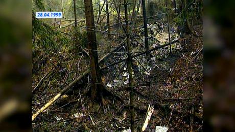 Katastrofa śmigłowca koło Złotoryi z 1999