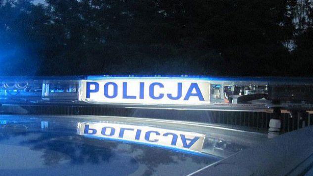 Policja prowadzi czynności wyjaśniające (fot. twitter.com/@PolskaPolicja)